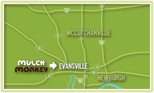 Evansville Delivery Area