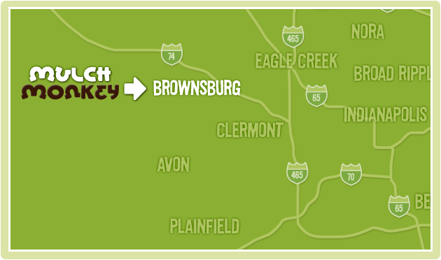 Brownsburg Delivery Area