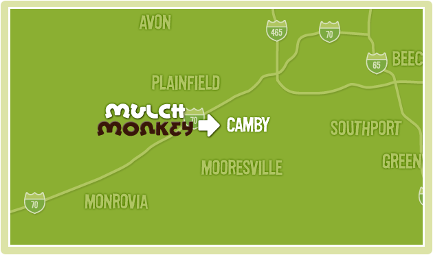 Camby Delivery Area