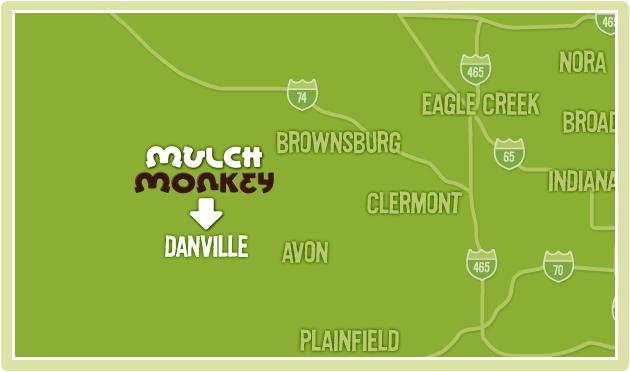 Danville Delivery Area